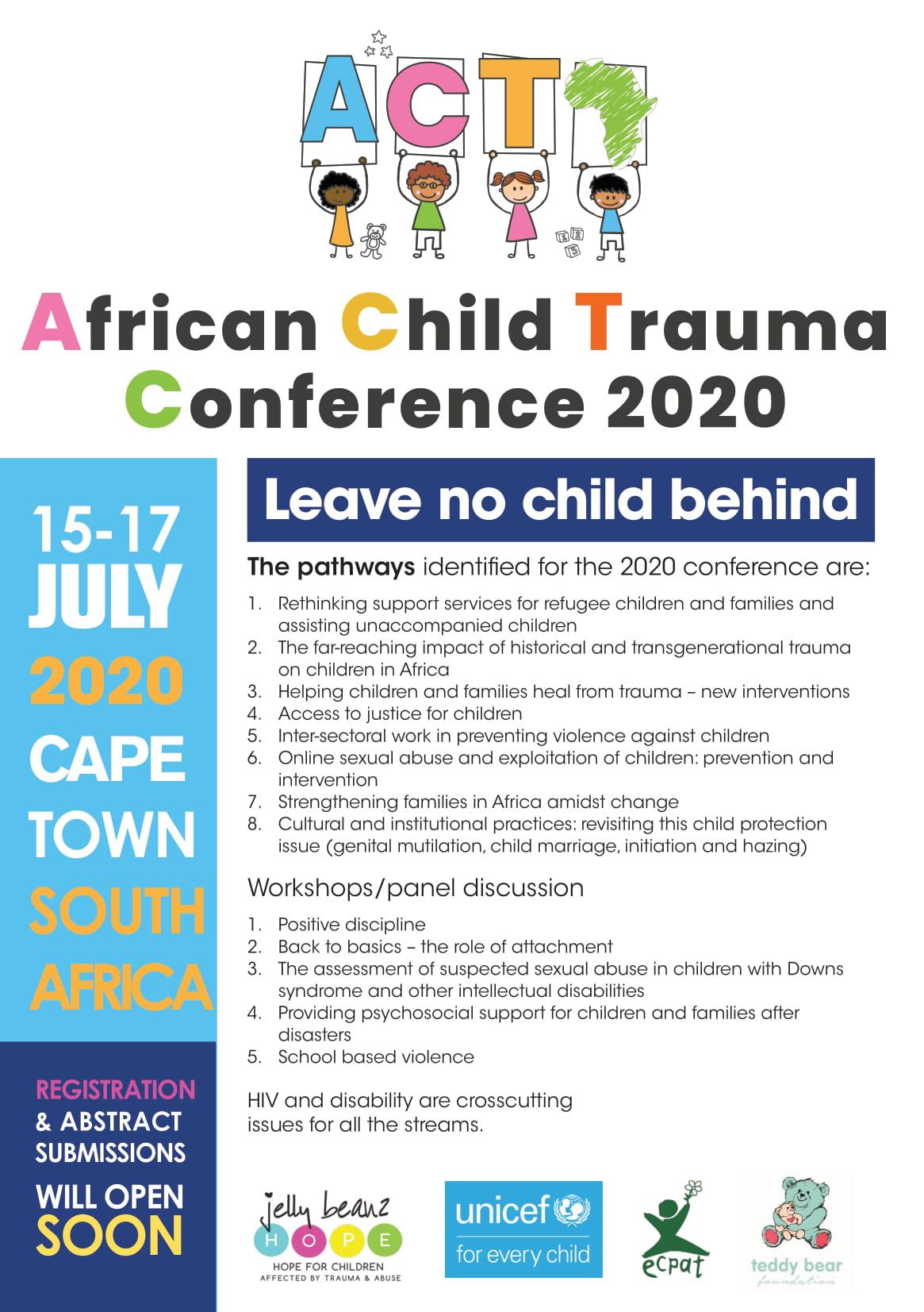 Child Trauma Conference